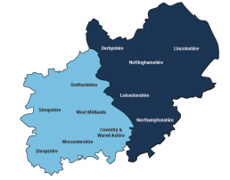 midlands manufacturing